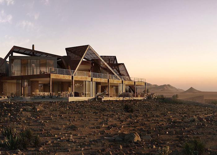 Sossusvlei Desert Lodge, NamibRand Nature Reserve