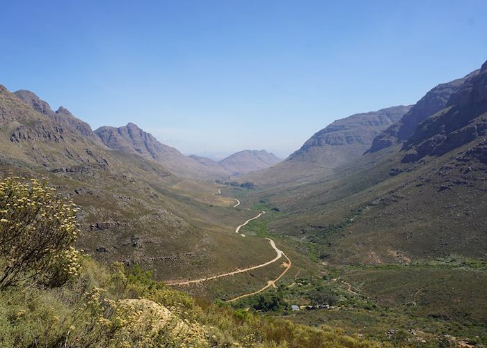 Mountain passes of the Cederberg Wilderness Reserve