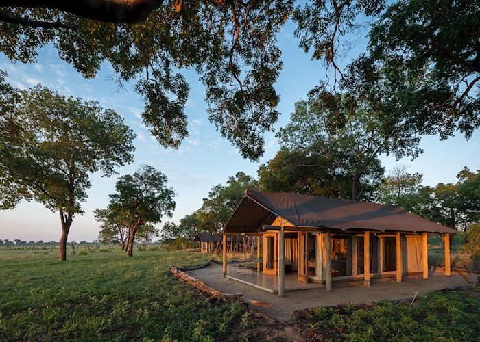 Davison's Camp, Hwange National Park