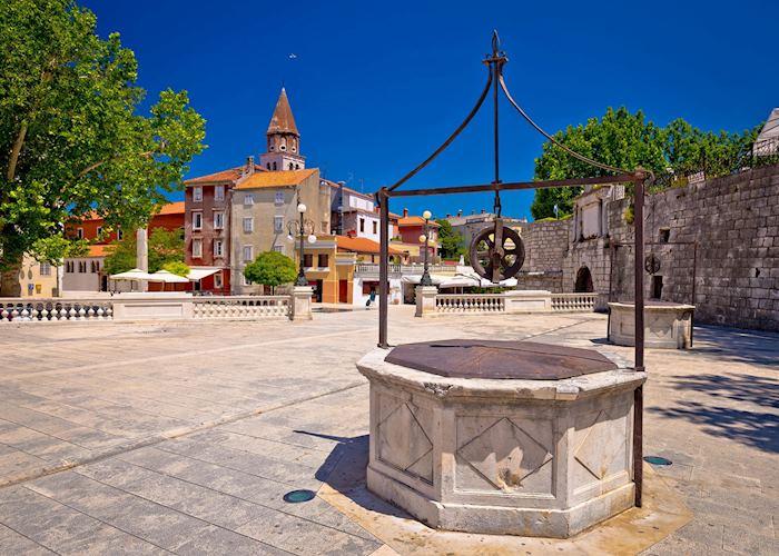 Five Wells Square, Zadar