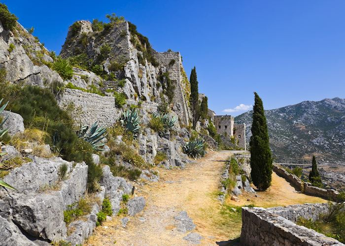 Klis Fortress, Split