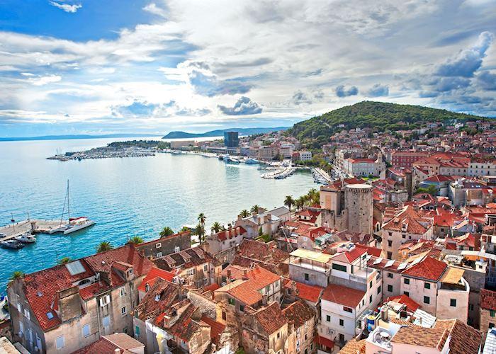 Historic Split, Croatia