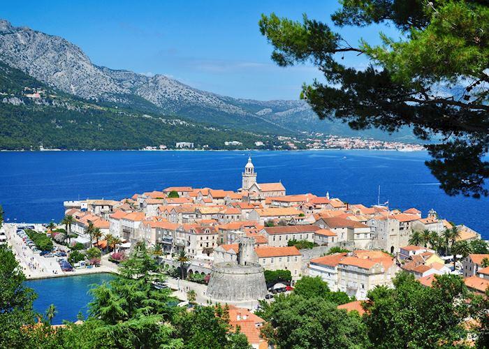 Korčula old town, Croatia