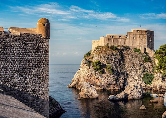 Lovrijenac Fortress, Dubrovnik