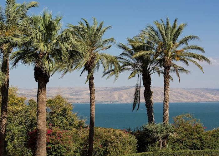 Sea of Galilee, Israel