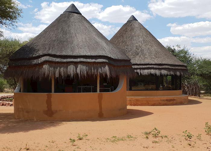 Room, Okonjima Bush Camp