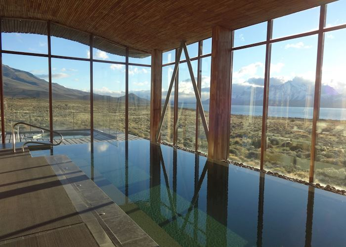 Swimming Pool, Tierra Patagonia
