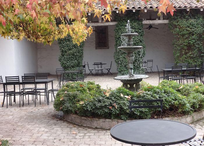 Courtyard, Casa Silva