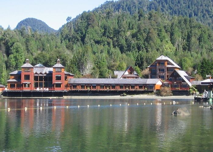 Termas de Puyuhuapi Hotel & Spa, Puyuhuapi
