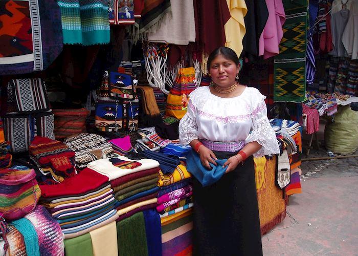 Otavalen girl