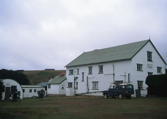 Port Howard Lodge, Port Howard