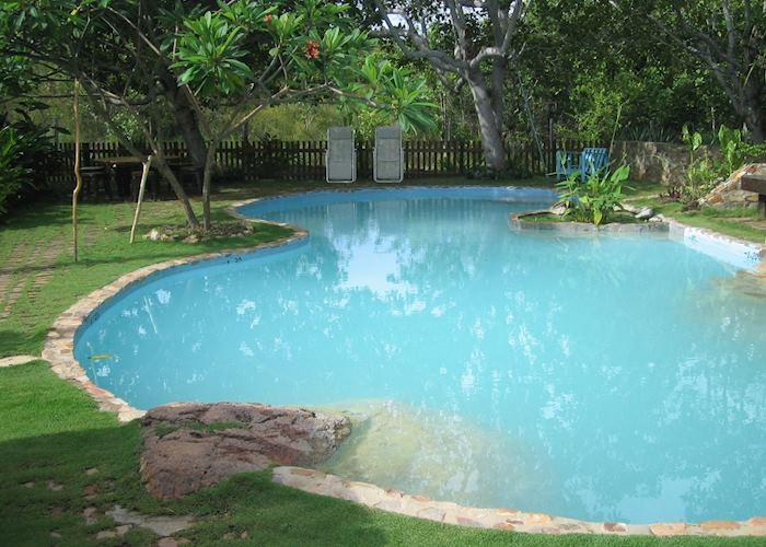Swimming Pool, Rock View Lodge, Rock View