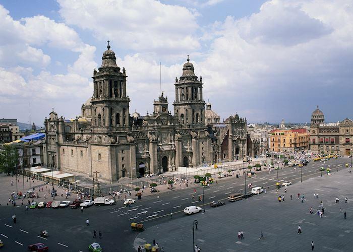 The Zocalo, Mexico City