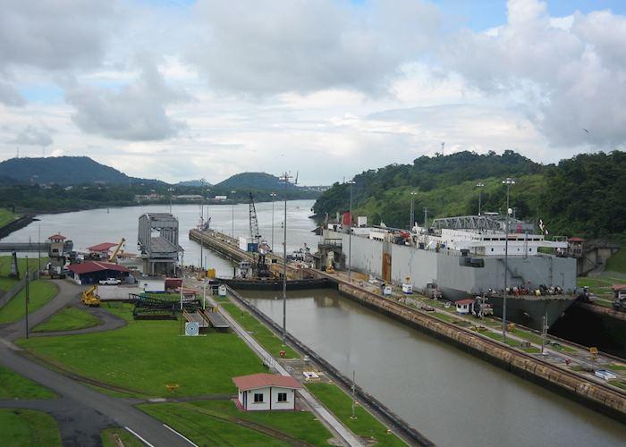 Miraflores Locks, Panama Canal