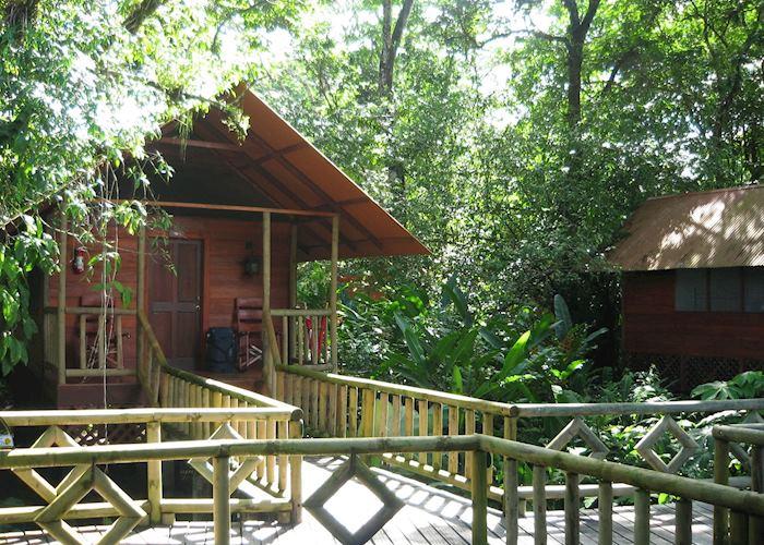 Pachira Lodge, Tortuguero National Park