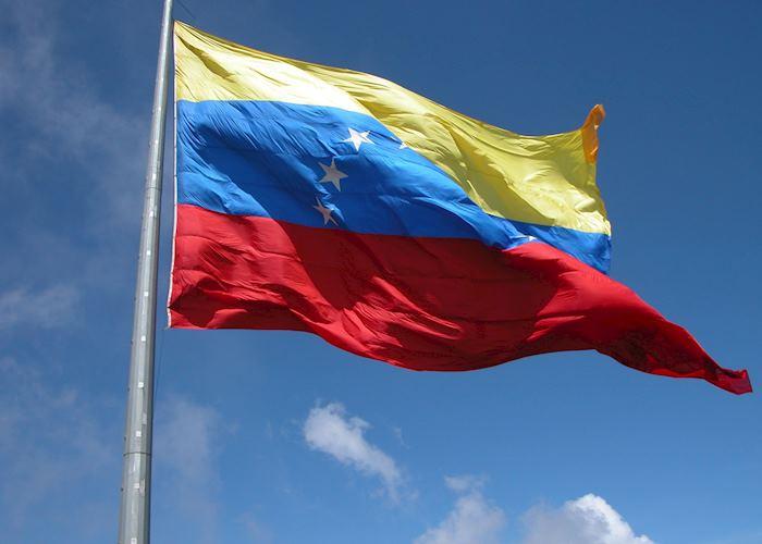 National Flag, Venezuela