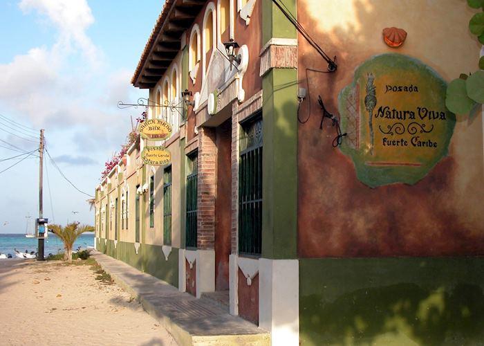 Posada Natura Viva Fuerte Caribe, Los Roques