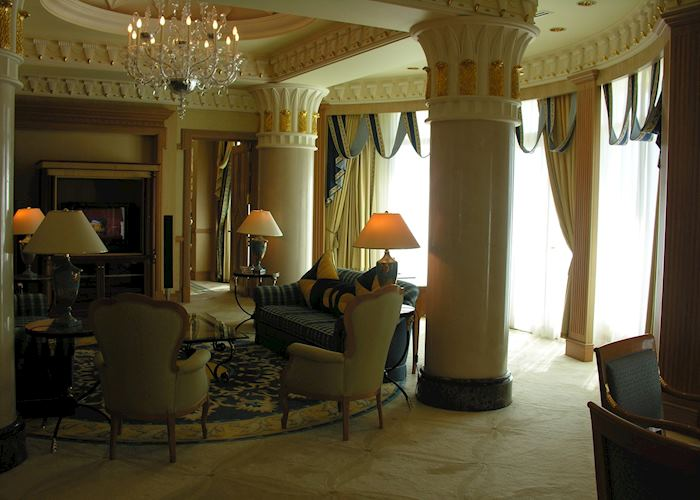 Empire Suite Room