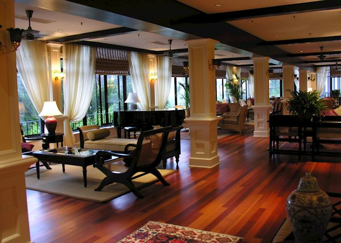 Drawing room, Cameron Highlands Resort, Cameron Highlands
