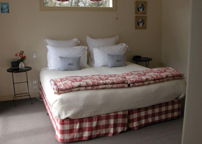 Guest room, Ruapehu Country Lodge, Tongariro National Park