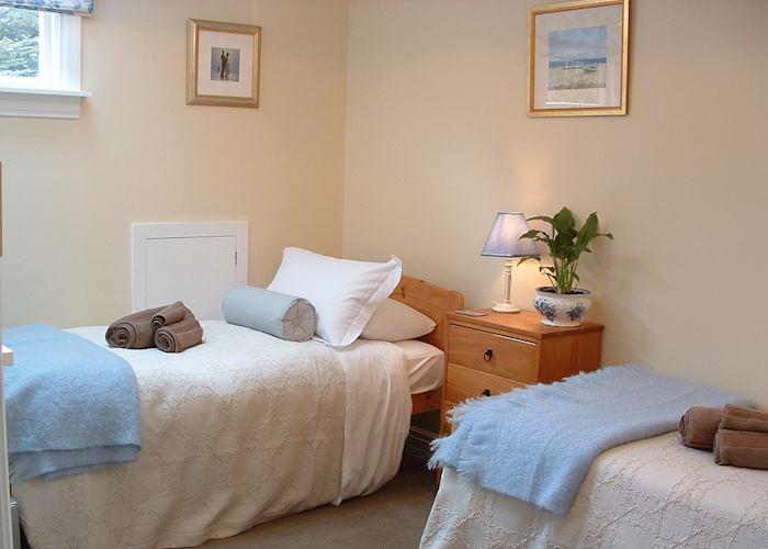 Manzillo room, The Olive Grove, Akaroa & Banks Peninsula