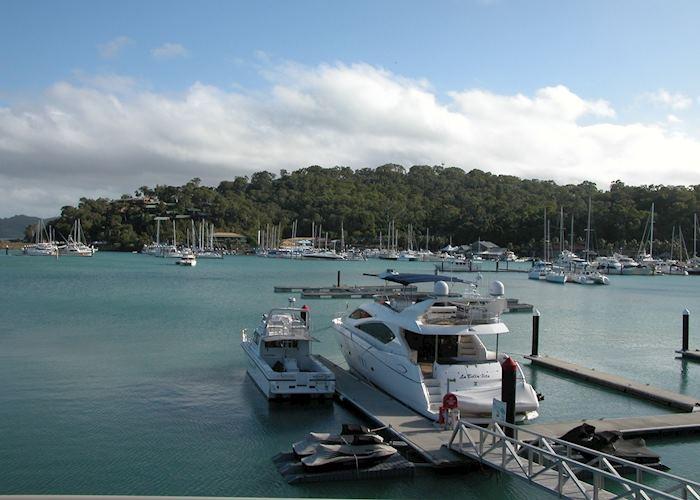 Hamilton Island Marina, Queensland