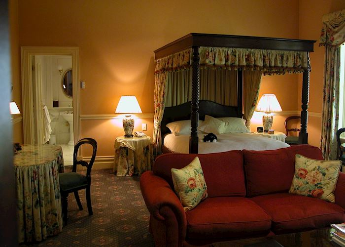 Stable suite, Chateau Yering