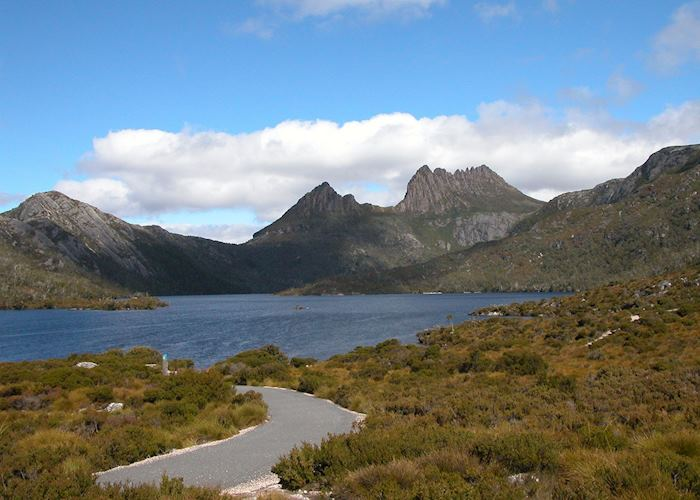 Dove Lake walk, Cradle Mountain