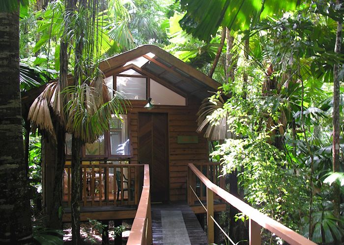 Bungalow, Daintree Wilderness Lodge
