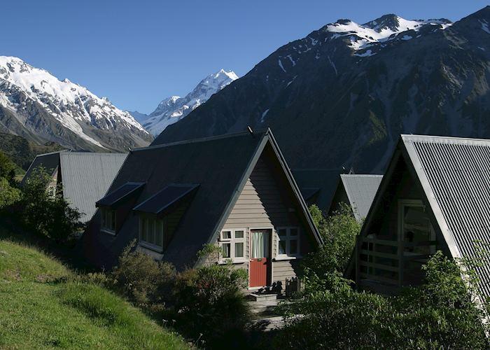 The Hermitage Motel, Mount Cook Village