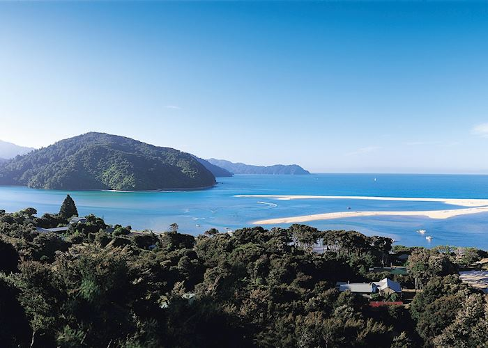 Awaroa Lodge, Abel Tasman National Park