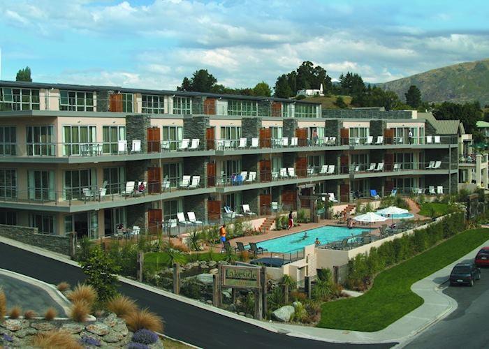 Lakeside Apartments, Wanaka