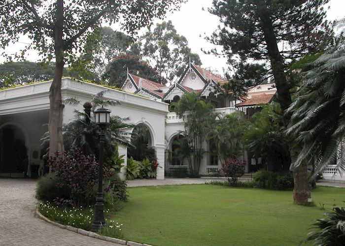 Taj West End Hotel, Bangalore RENOVATIONS UNTIL 05JAN07, Bangalore