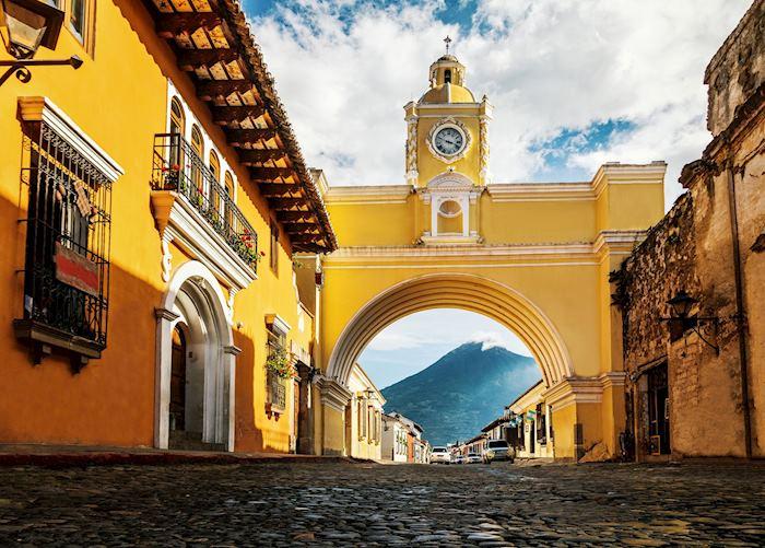 Santa Catalina Arch, Antigua, Guatemala
