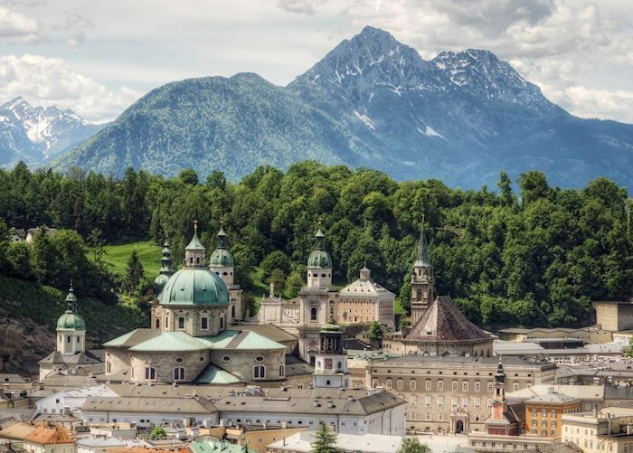 Alpine Salzburg, Austria