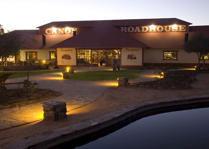 Canyon Roadhouse, Fish River Canyon
