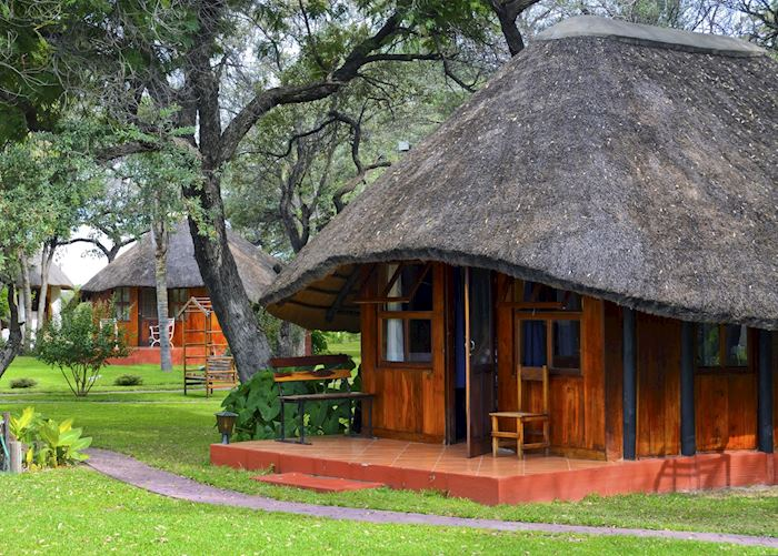 Hakusembe River Lodge, Rundu