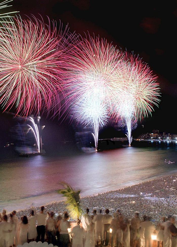 Rio de Janeiro New Year's Eve, Brazil