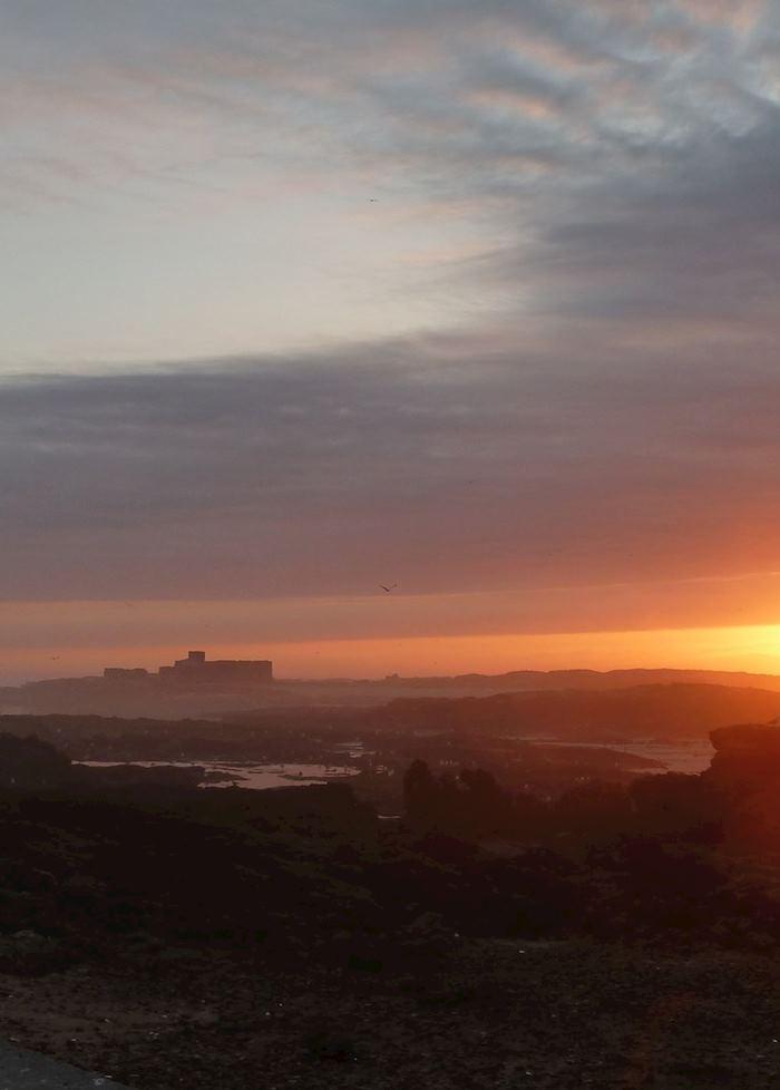 Sunset, Essaouira