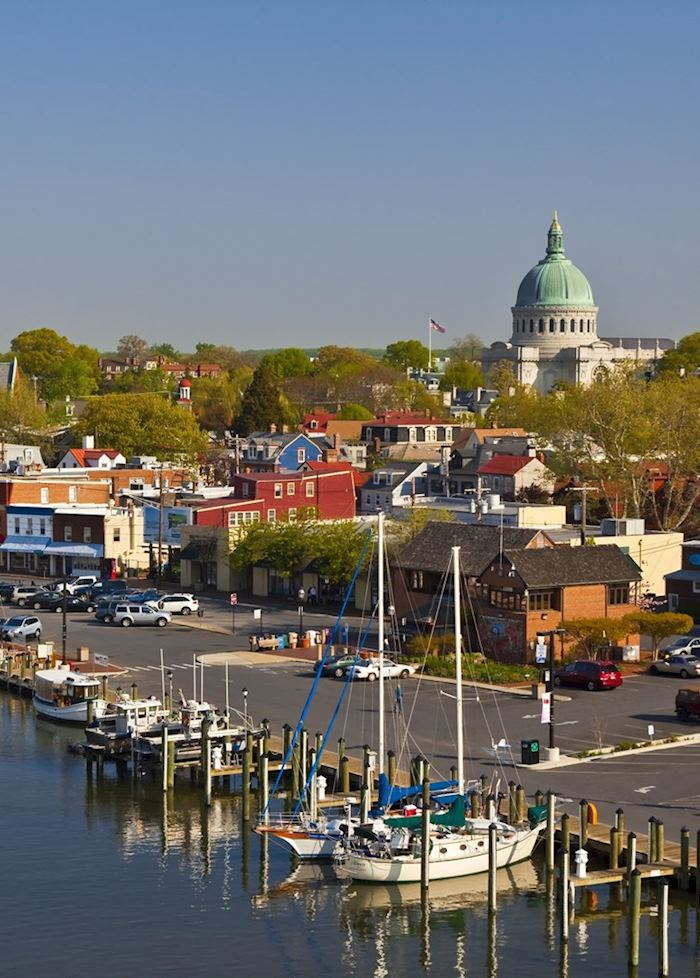 Annapolis waterfront