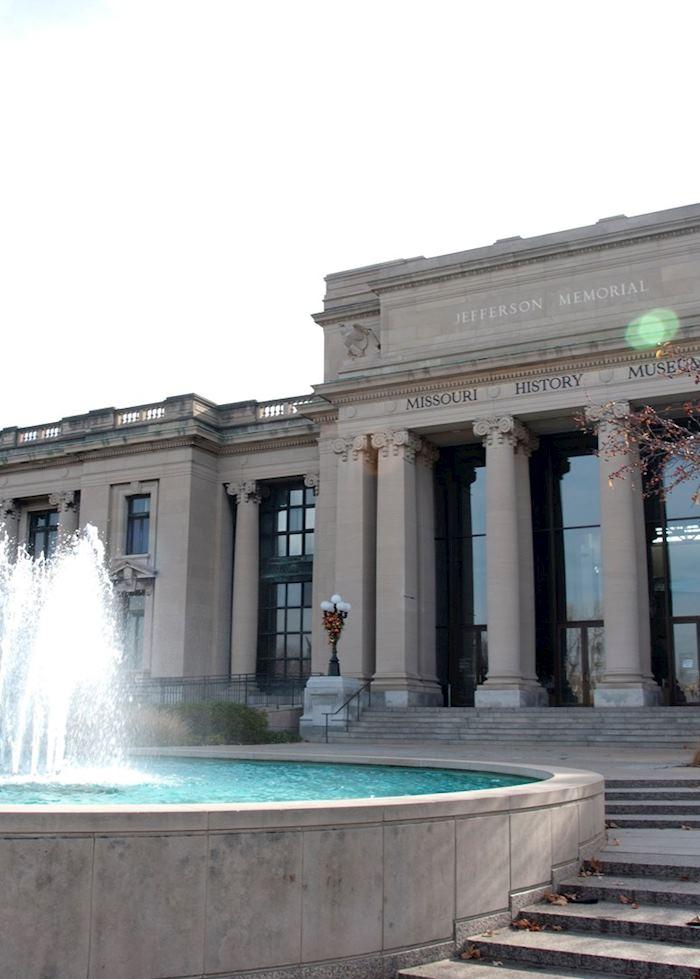 Missouri History Museum, St. Louis