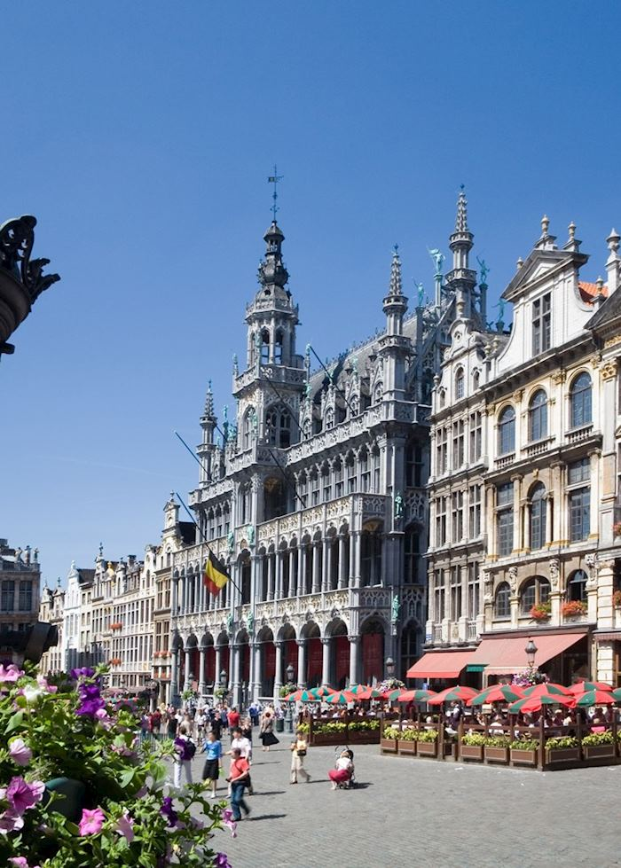 Central square (Grand Place), Brussels