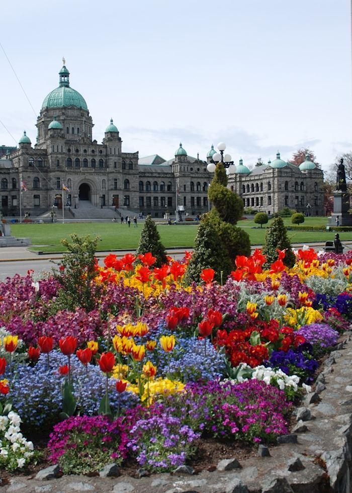 Parliament Buildings, Victoria