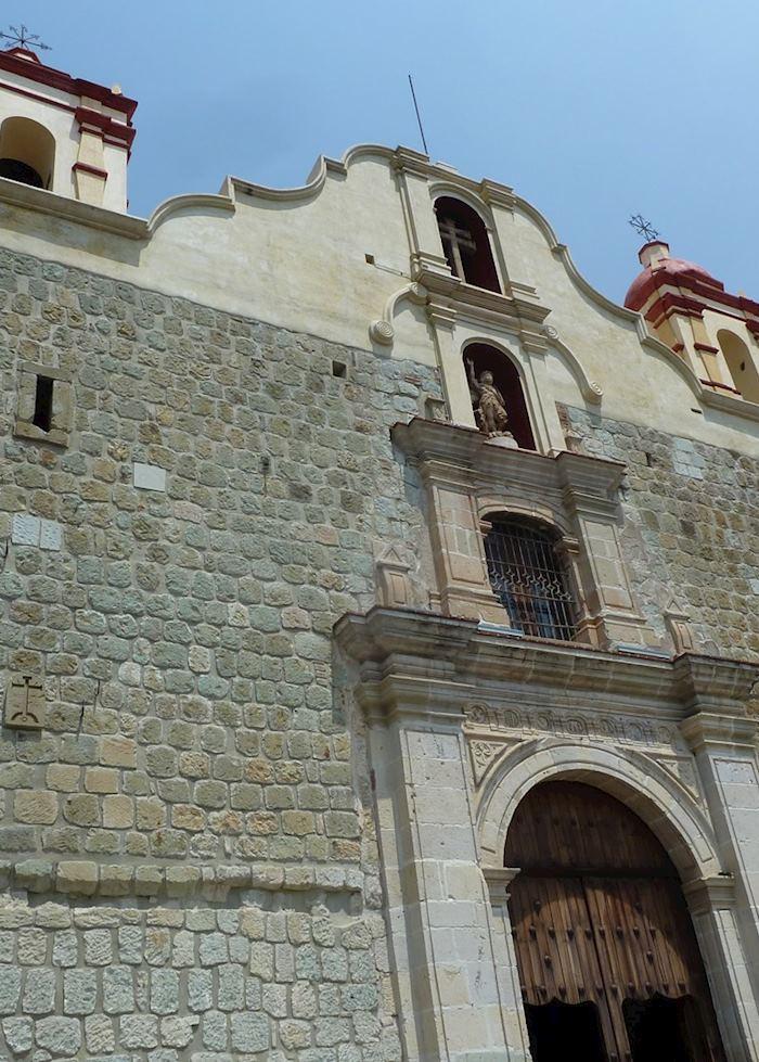 Iglesia de la Soledad, Oaxaca