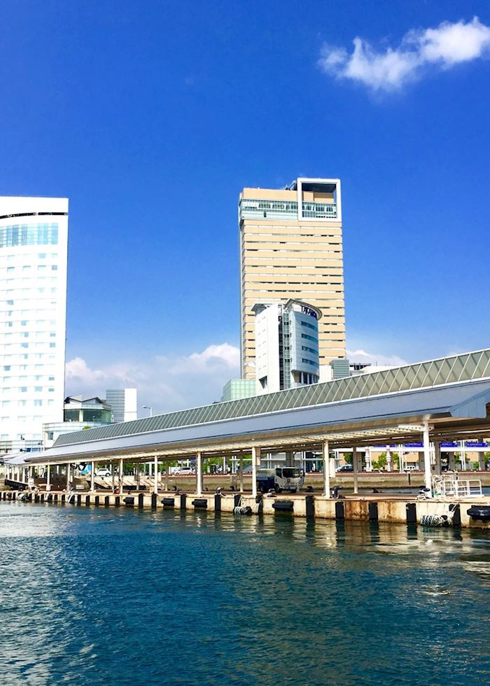 Takamatsu Ferry Port