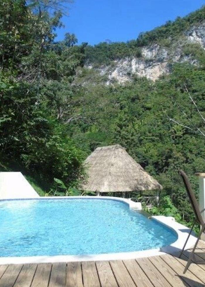 Pool, Black Rock Lodge