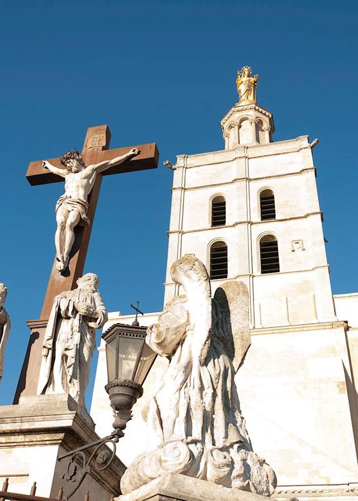 Avignon Cathedral, Provence