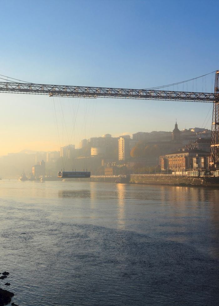 Vizcaya Bridge, Bilbao