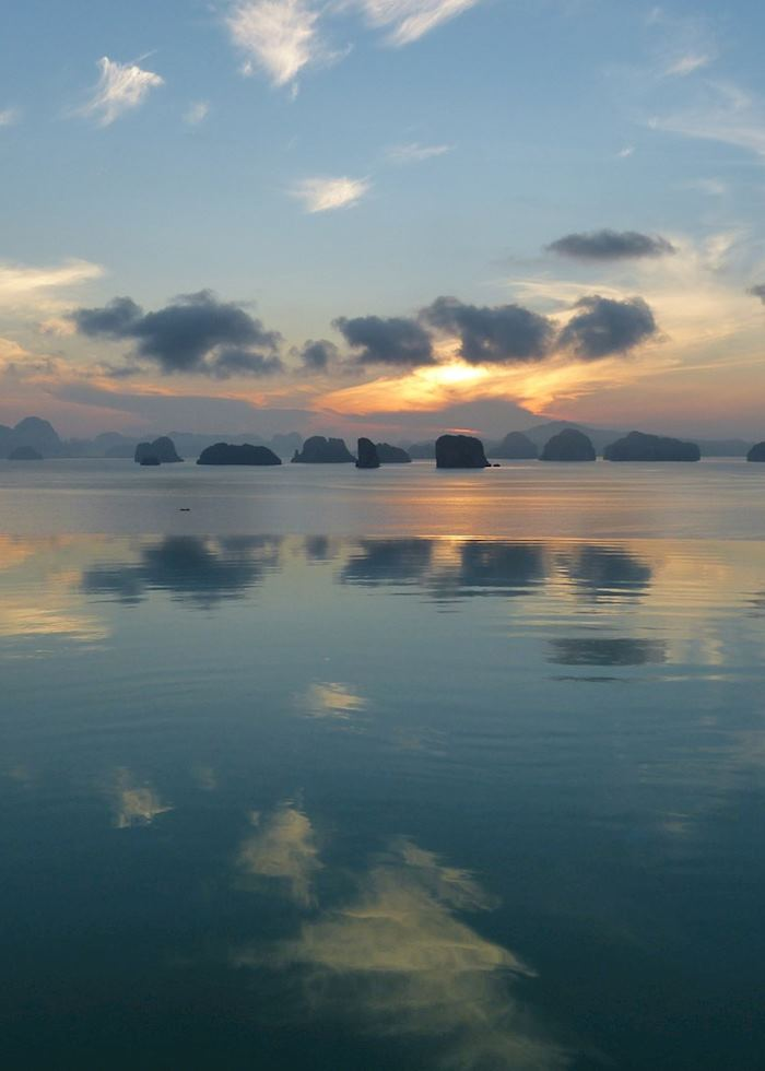 View from Six Senses, Yao Noi