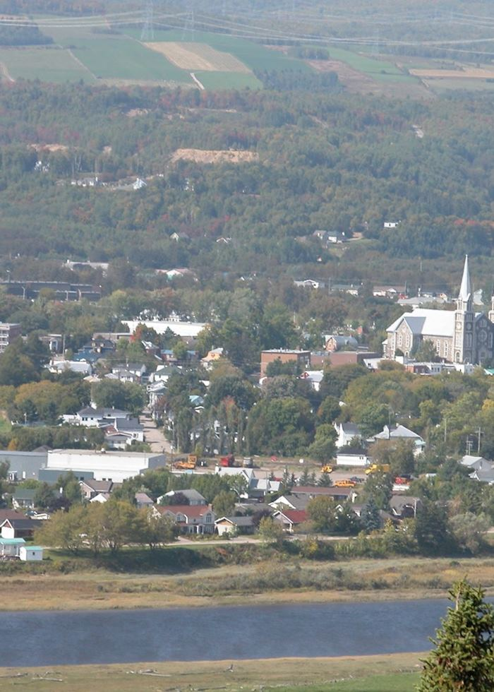 Baie St Paul, Québec
